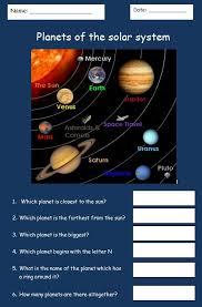 best 25 solar system worksheets ideas on pinterest solar system