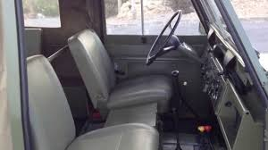land rover santana 88 land rover 88 militar en venta youtube