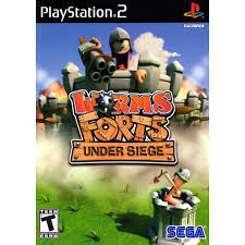 siege sony worms forts siege sony playstation 2 2005 igloo