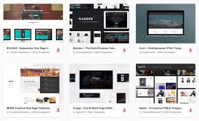 18 best html5 css3 portfolio website templates 2017 colorlib