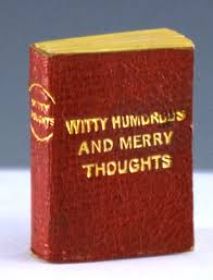 witty humorous and merry thoughts