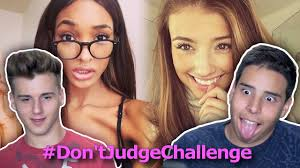 Challenge Reaction Don T Judge Me Challenge Compilation Reaction And