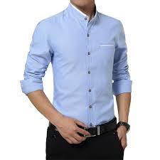 design hemd günstige stehkragen hemd männer 2015 solide 100 baumwolle männer