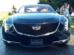 Cadillac Ciel Price Range Cadillac Elmiraj Concept Details And Pictures Video