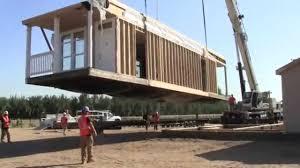modular home foundation types modern modular home