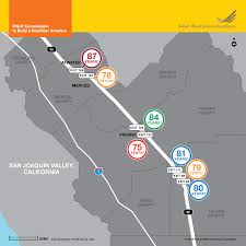 Zip Code Map San Francisco by Center On Society And Health