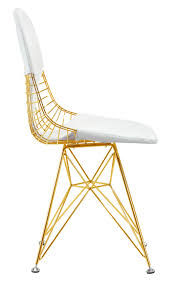 white gold office chair awesome white and gold office chair on interior decor home with