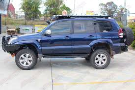 toyota mtr toyota prado 120 wagon blue 60163 superior customer vehicles
