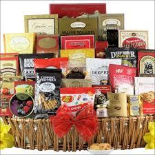 snack baskets munchies gourmet snack basket