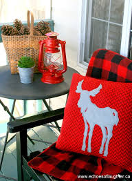 outdoor christmas decor echoes of laughter