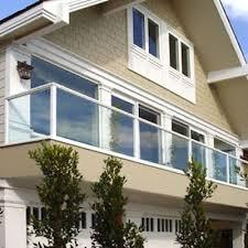 glass railings glass service residential commercial u0026 custom
