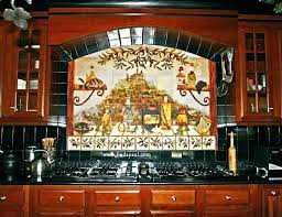 kitchen wall mural ideas kitchen wall murals superb tile murals for kitchens kitchen wall