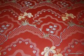 Tapestry Fabrics Upholstery Extraordinary Italy Made Tapestry Brocade Red Yellow Purple Green