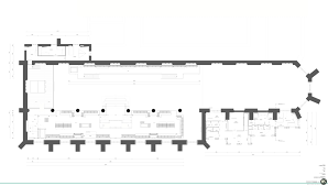Church Floor Plans Free by Waanders In De Broeren Bk Architecten Archdaily