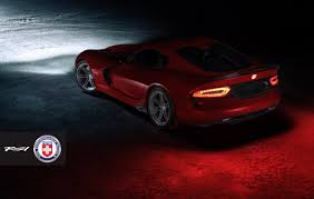 dodge supercar concept introducing the all new hre p106 for the dodge srt viper