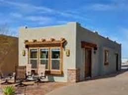 Santa Fe Style House Southwest Stucco