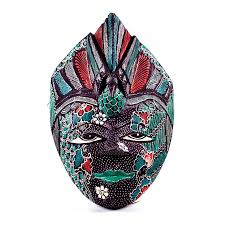 buying batik mask from indonesia wholesale only yani s gallery especially for home decor you can get batik mask from very cheap price to expensive price some examples of batik masks that we can produce and export to