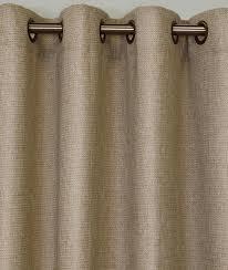 Grommet Burlap Curtains Grommet Burlap Curtains Decor With Grommet Burlap Curtains