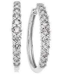 diamonds earrings diamond earrings macy s
