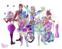 2126 best monster high and ever after high images on pinterest
