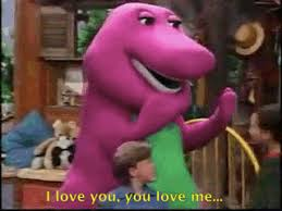 guy played barney childhood