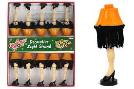 a christmas story leg l lights rue the day the 20 geekiest christmas decorations ever
