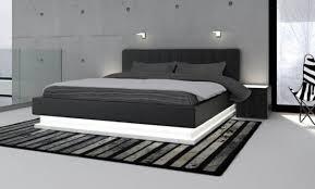 chambre moderne noir et blanc déco chambre moderne noir blanc gris 12 roubaix munich chambre