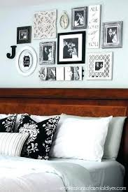 headboard wall art superior master bedroom art above bed 2 white and grey master art