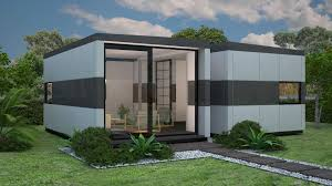 Building A Guest House In Your Backyard by Modern Prefab Guest House Modern Family House Keralis Modern