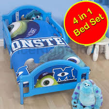 disney u0026 character 4 in 1 toddler bedding bundles duvet pillow