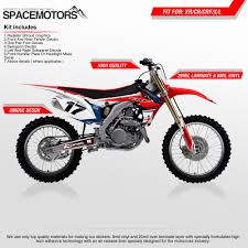 aliexpress com buy new rmz buy dirtbike decals and get free shipping on aliexpress com