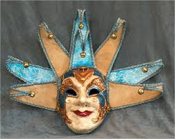 venetian jester mask decoupage paper original tissue gallery of projects