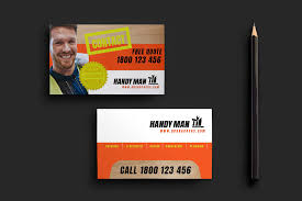 electrician business card template business card templates