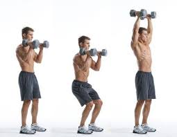 Chest Workout With Dumbbells At Home Without Bench Best Shoulder Workouts Men U0027s Health