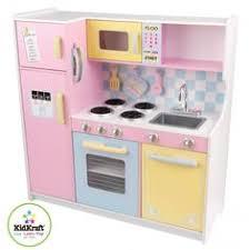 Kidkraft Modern Country Kitchen - pretty pink play kitchen pretty house pinterest gardens