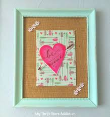 framed greeting cards my thrift store addiction repurposed greeting card