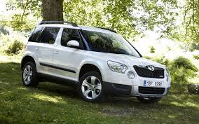 skoda yeti 2010 skoda yeti greenline wallpapers and images wallpapers pictures