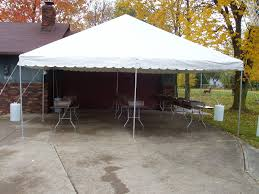 renting tents photo gallery of party tent rentals with table chair packages