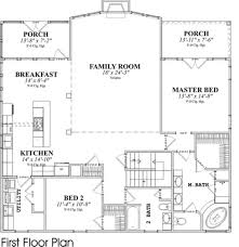 contemporary style house plan 4 beds 3 50 baths 2444 sq ft plan