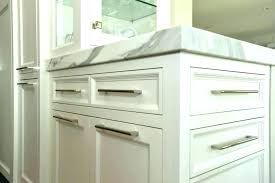 brushed nickel cabinet handles brushed nickel cabinet cup pulls additional information stone mill