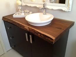 smart countertop smart granite vanity tops ideas xattractive live edge black walnut