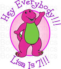 barney friends clipart cliparthut free clipart
