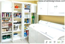 Laundry Room Storage Units Washer And Dryer Storage Laundry Room Storage Between Washer And