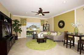 traditional living room with crown molding u0026 ceiling fan zillow
