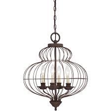 lighting u0026 lamps lla5204ra quoizel lighting chandelier in rustic