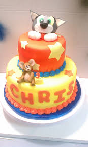 tom and jerry cake youtube