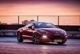 peugeot rcz 2017 peugeot rcz r review fastest production peugeot ever 270bhp