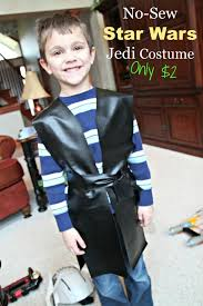 star wars anakin jedi costume diy halloween boys halloween