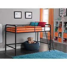 Junior Metal Loft Bed Multiple Colors Walmartcom - Walmart bunk bed