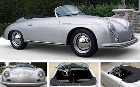 porsche speedster kit car wow my hear aces when i see this gem porsche 356 pinterest